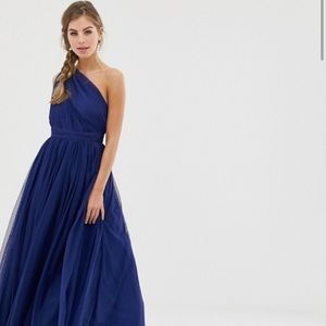 ASOS Tulle Maxi Evening Gown